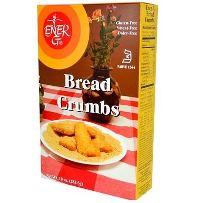 Ener-G Foods Bread Crumbs (12x1001OZ )