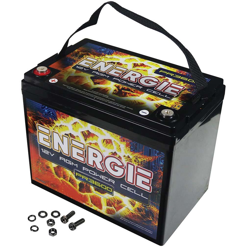 Energie 3600 Watt 12 volt Power Cell