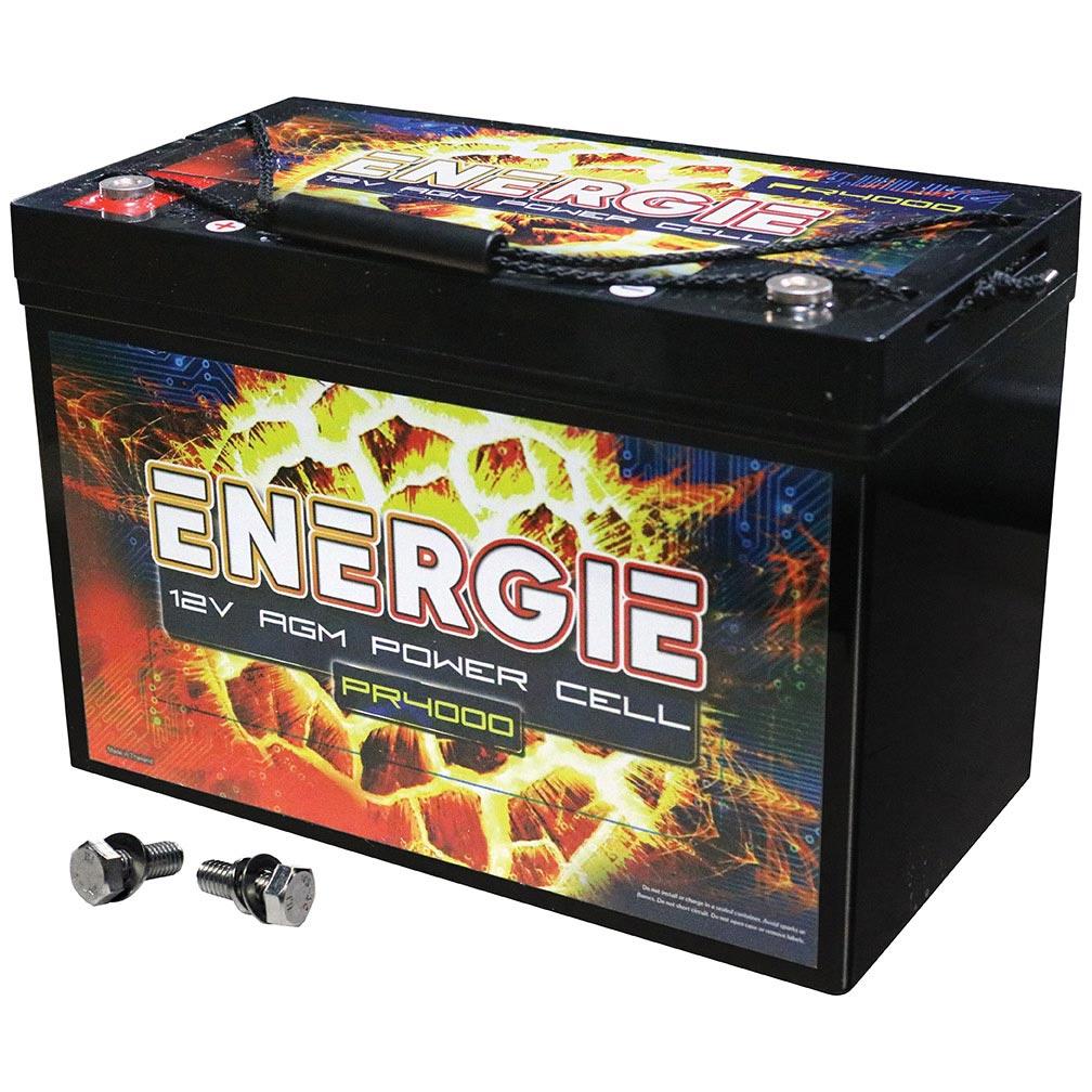 Energie 4000 Watt 12 volt Power Cell