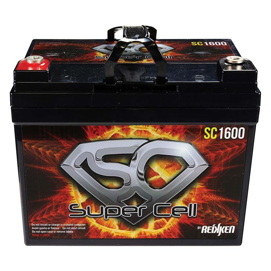 Energie Super Cell 1600 Watt Power cell