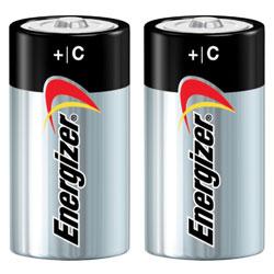 C/2Pk,Alkaline,Energizer Battery