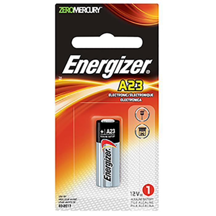 ENERGIZER E23A 12V  SINGLE PACK BATTERY