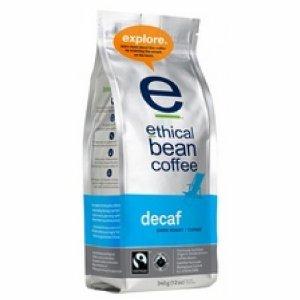 Ethical Bean DeCaf Dark Roast Coffee (6x12 Oz)