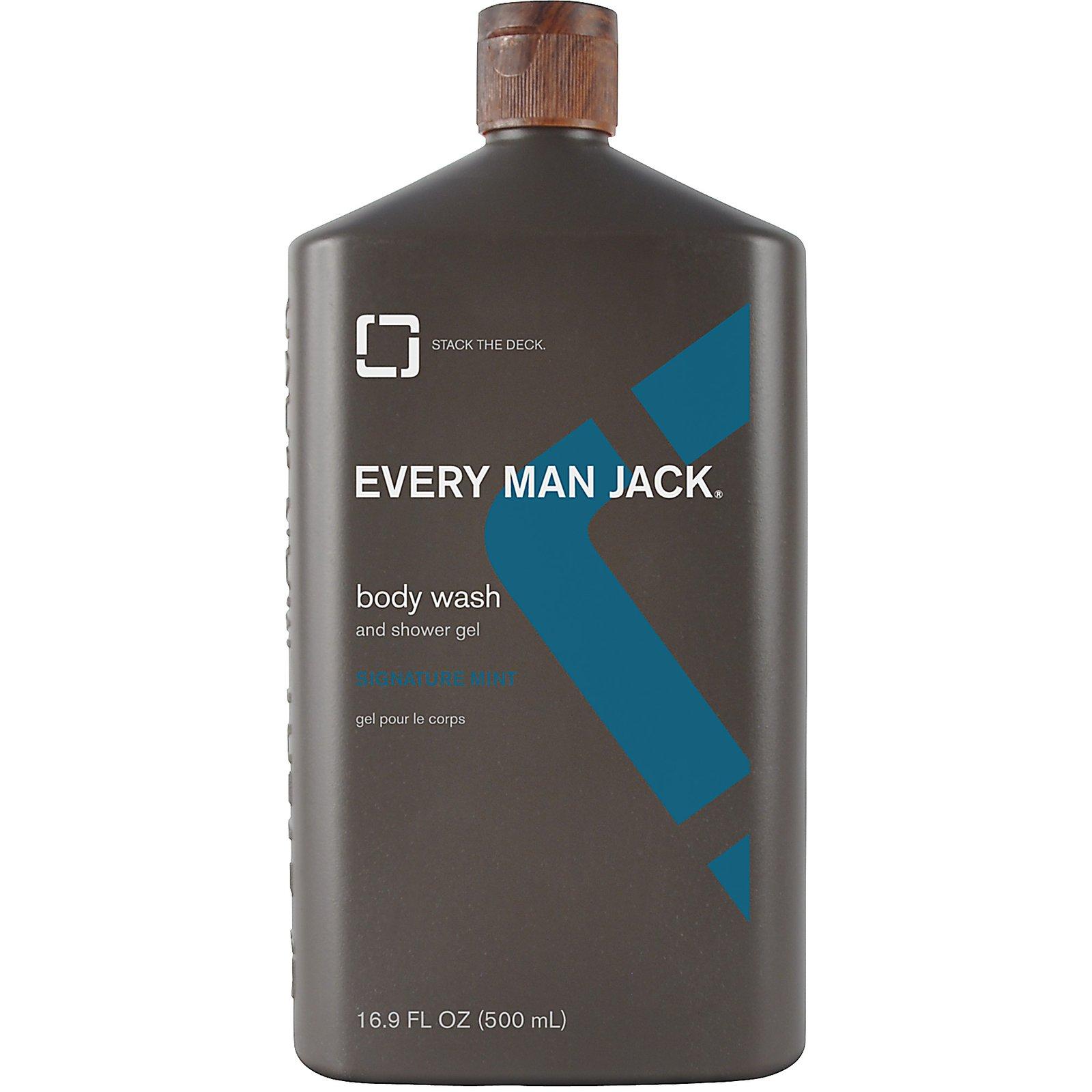Every Man Jack Wash, Signature Mint (1x169 OZ)