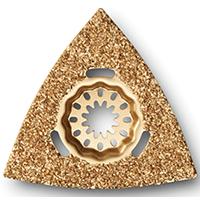 Fein 63731001210 Oscillating Tool Accessories, Carbide Rasp,