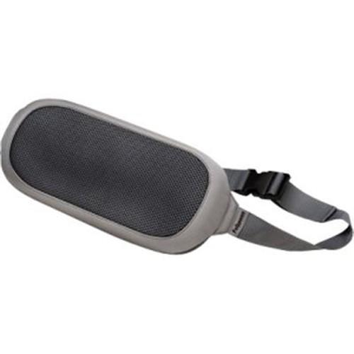 I-Spire Series Lumbar Cushion, 14 x 3 x 6, Gray