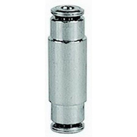 Union 1/4 Tubing Nickel (10 pe