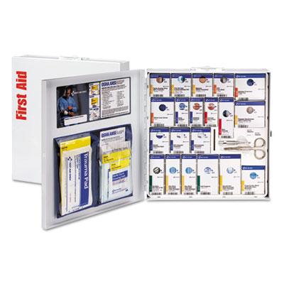 ANSI 2015 SmartCompliance Food Service Kit, w/o Medication, 50 People, 260 Piece