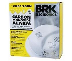 CO5120BN CARBON MONOXIDE ALARM