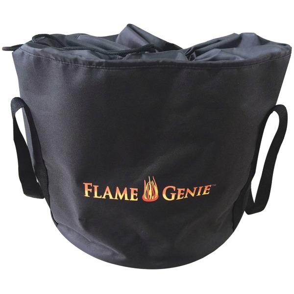 FLAME GENIE CANV TOTE