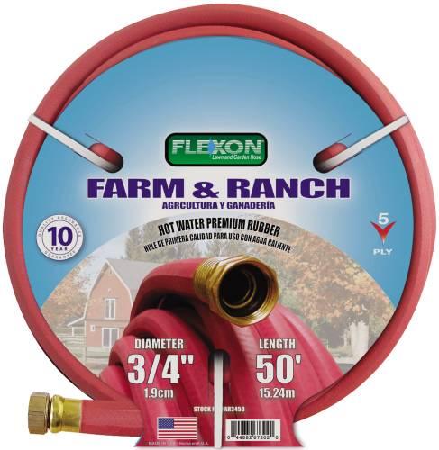 FAR3450 3/4 IN. X50 HOT WATER HOSE