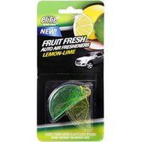 AIR FRESHENER CAR FRUIT -LEMON
