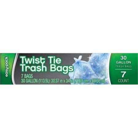 BAGS TRSH TWIST TIES 7CT 30G