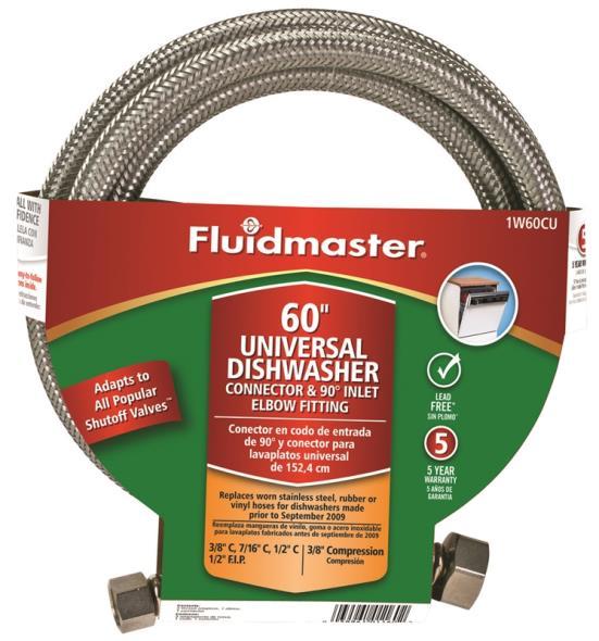 DISHWASHER CONNECT W-EL 60IN