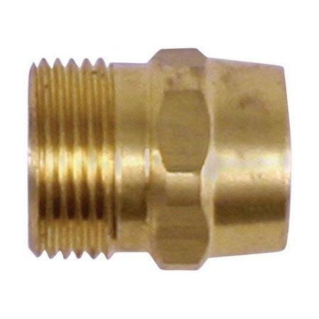NIPPLE SCREW M22M X 1/4IN FNPT