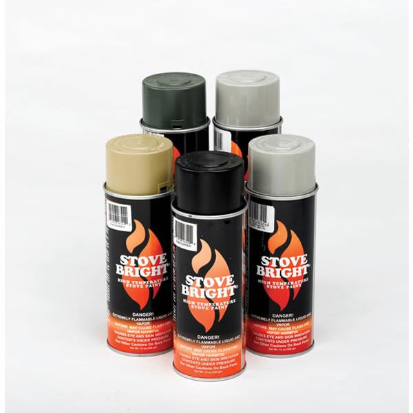 Green Illusion Gas Fireplace Surround Paint