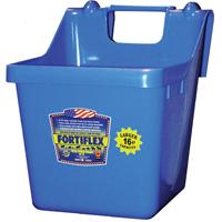 Fortex/Fortiflex 1301600 Heavy Duty Bucket Feeder, 16 qt Capacity, Fortalloy Rubber Polymer Alloy
