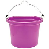 Fortex/Fortiflex 1301812  Flat Back Buckets, Hot Pink