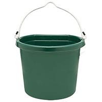 Fortex/Fortiflex 1301823  Flat Back Buckets, Hunter Grn
