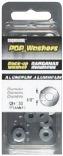 3/16 Aluminum 30 Pack Washers