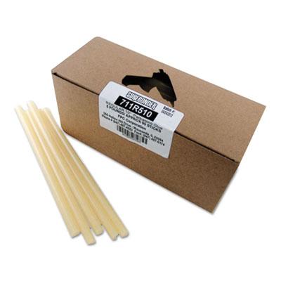 "Packaging Glue Sticks, 5 lb Box, 10"", Amber, 90/Box"