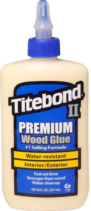 500-3 8OZ TITEBOND II WTRPRF