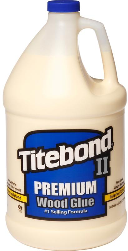 500-6 1G TITEBOND II WATERPRF