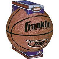 Franklin Sports 7107 Basket Ball, Rubber, Butyl Bladder