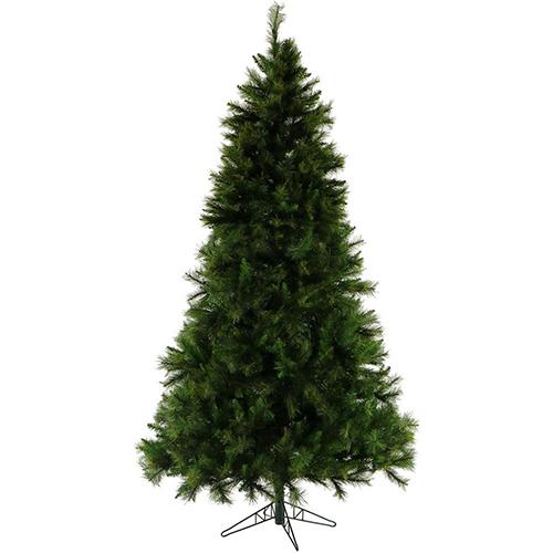 Christmas Time 7.5' Pennsylvania Pine, Green Christmas Tree, No Lights