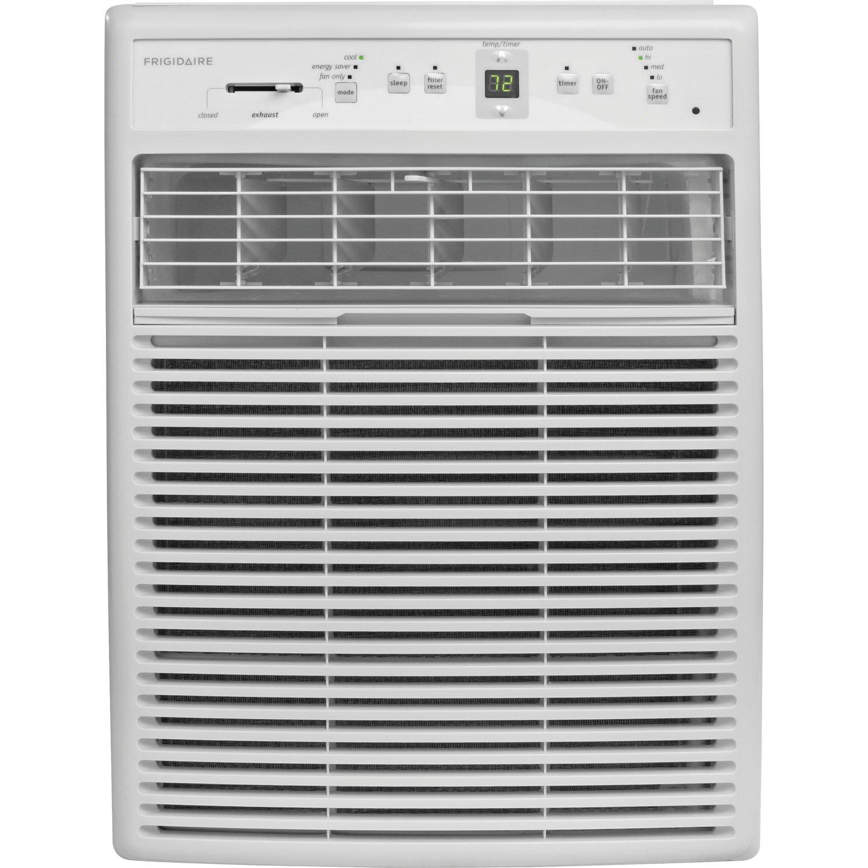 10000 BTU Slider/Casement Window Air Conditioner, Electronic Controls