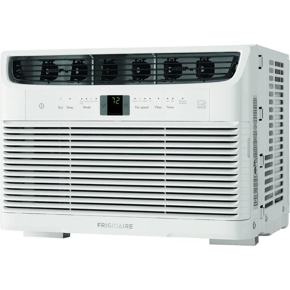 5,000 BTU Window Air Conditioner, Electronic Controls, Energy Star