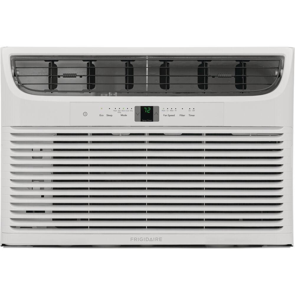 8,000 BTU Heat/Cool Window Air Conditioner