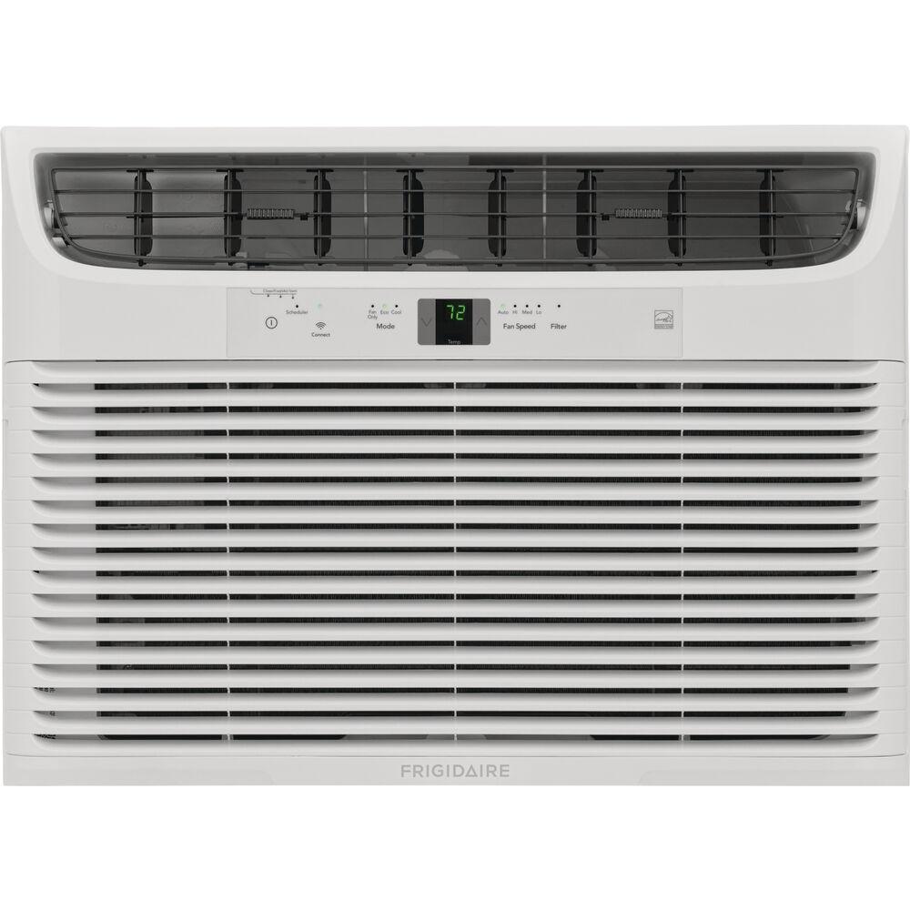 18,000 BTU Window Air Conditioner with Wifi Controls