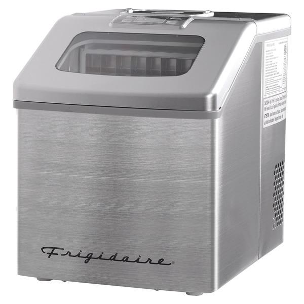 Frigidaire EFIC452-SS 40-Pound Freestanding Ice Maker