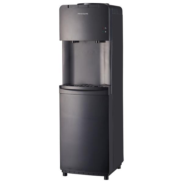 Frigidaire EFWC498-BLACK Enclosed Hot and Cold Water Cooler/Dispenser (Black)