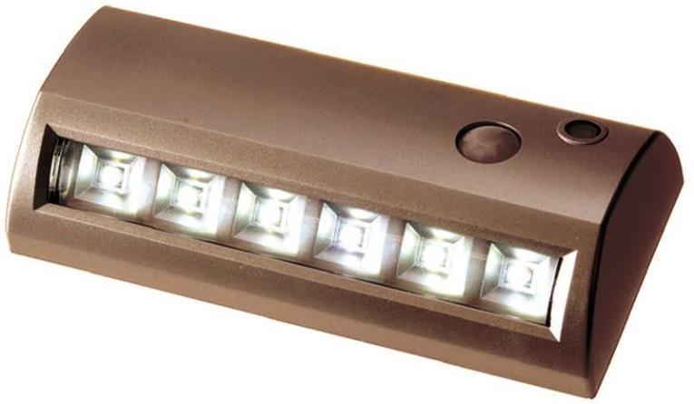 Fulcrum 20032-307 Utility Lights, Path Light - 6-Led, Bronze