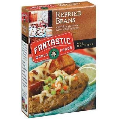 Fantastic Foods Refried Pinto Beans (1x3-33 Lb)