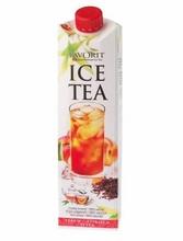Favorit Iced Tea with Peach Juice (6x338 Oz)