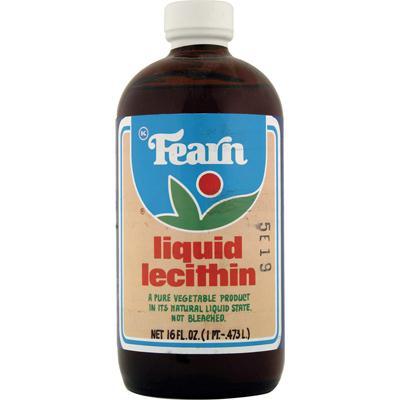 Fearns Soya Food Liquid Lecithin (12x16 Oz)