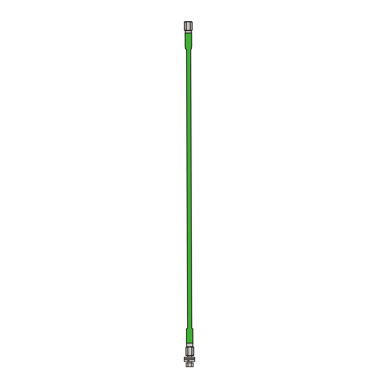 FIRESTIK - FXT4-G 4 FOOT GREEN SAFETY FLAG EXTENSION MAST