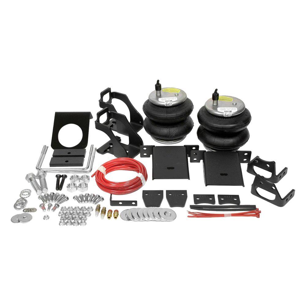 05-07 F250/F350 4WD W/GOOSENECK/5TH WHEEL RIDE-RITE AIR SPRINGS