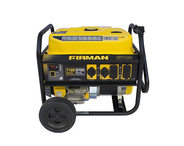 GAS POWERED 7100/5700 WATT(PERFORMANCE SERIES)EXTENDED RUN TIME PORTABLE GENERATOR