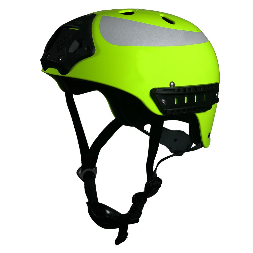 First Watch First Responder Water Helmet - Large/XL - Hi-Vis Yellow