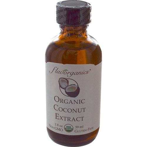 Flavorganics Coconut Extract (1x2 Oz)