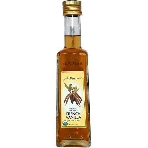 Flavorganics French Vanilla Syrup (1x85 Oz)