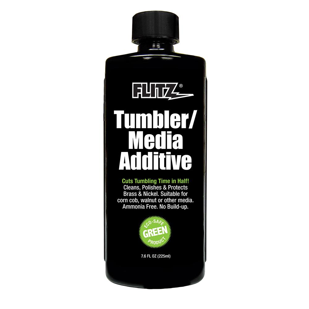 Flitz Tumbler/Media Additive - 7.6 oz. Bottle