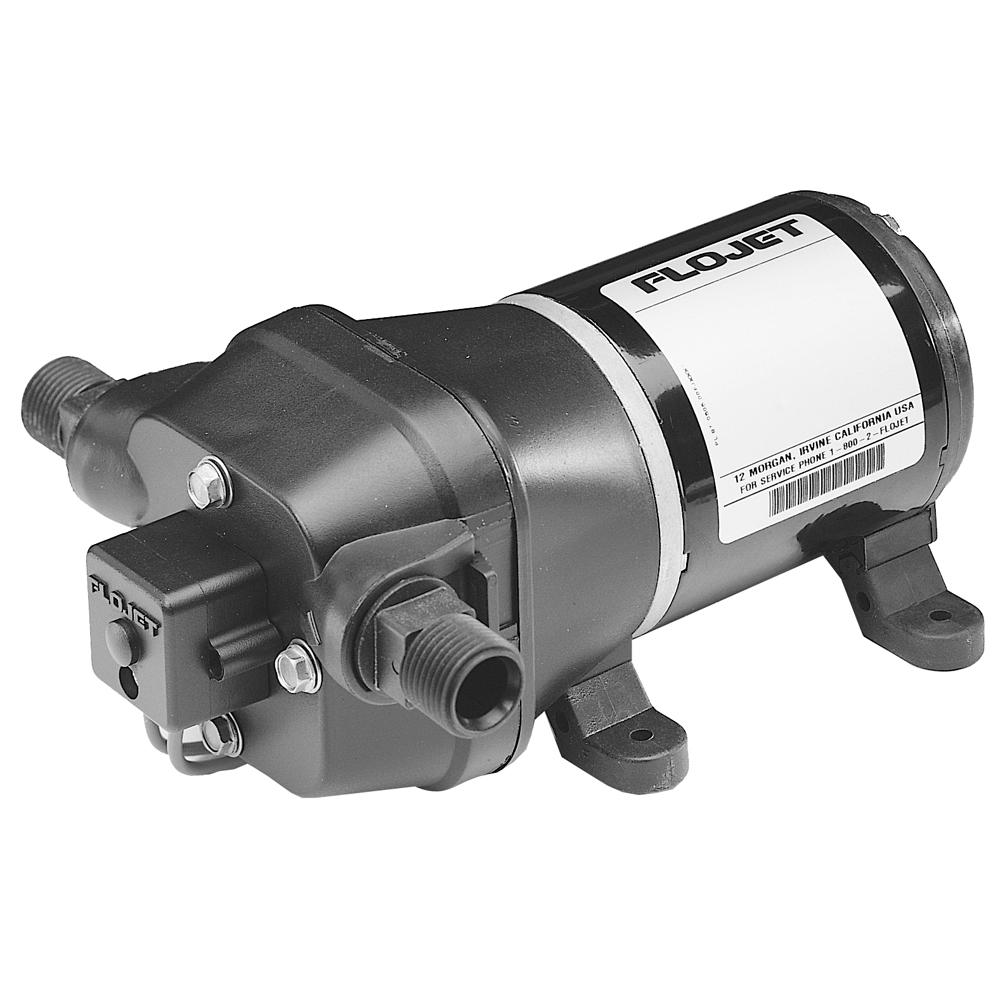 FloJet Deck Wash Pump - 40psi/3.5GPM/12V