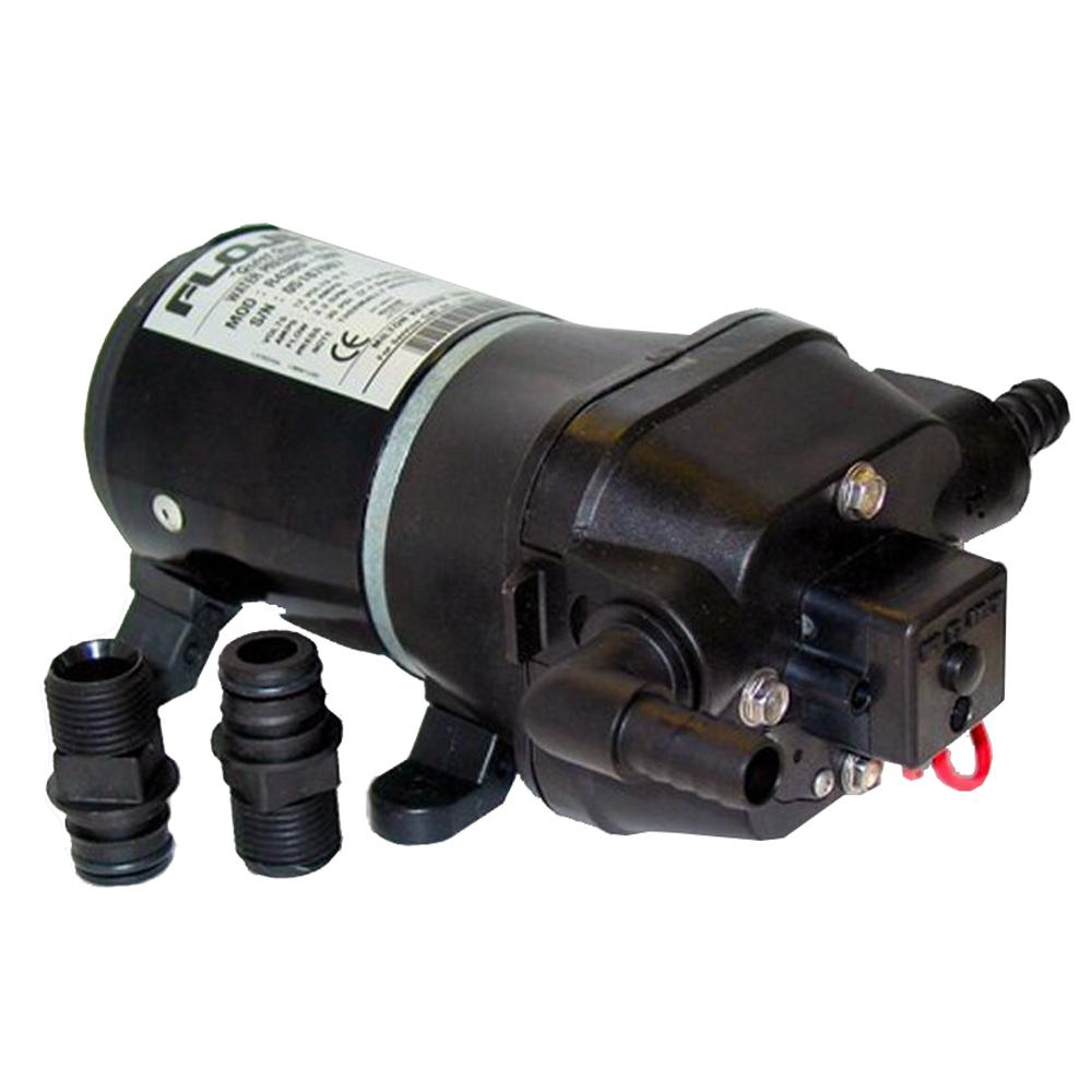 FloJet Quiet Quad Water System Pump - 12VDC