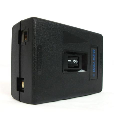 50800.001 In Line Amp - Black