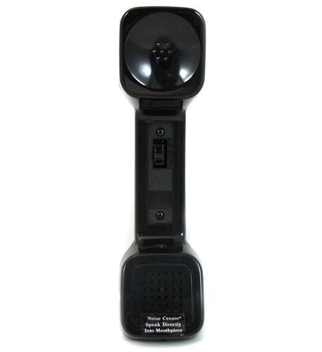 Amplified Handset - Black